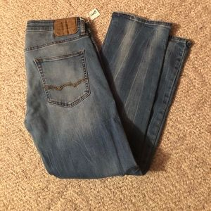 American Eagle Flex Straight Jeans 30 x 30 2665